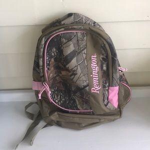 Remington Camo Backpack